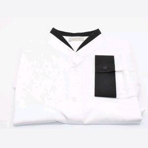 Balenciaga White Dress Shirt
